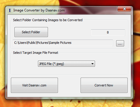 Image Converter Software for Windows