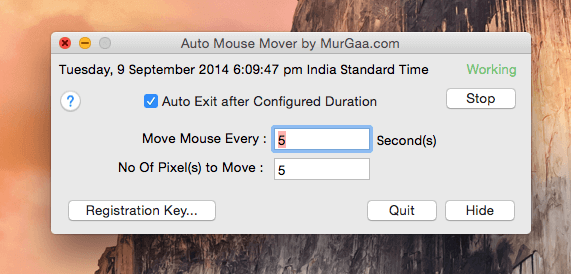 Keep Mac OS X Awake and Prevent from Sleeping