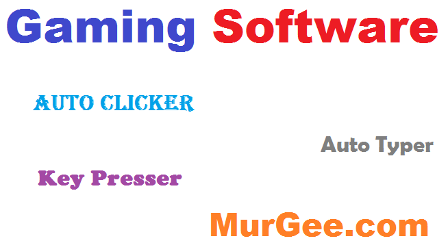 Gaming Software Tools for Windows